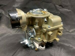 New Yf Carter Replacement Carburetor 240 250 300 Ford 6 Cyl 1975 82 D5tz9510 Ag