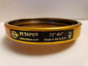 Pi Tape Periphery 72 84 Quality Inspection 1 2 Inch Wide Tape Measure T15