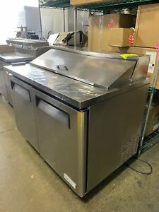 48 Turbo Air Refrigerated Counter Sandwich salad Unit