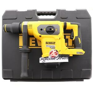 Dewalt Dch481b 60v 1 9 16 inch Sds max Combination Hammer With Carrying Case