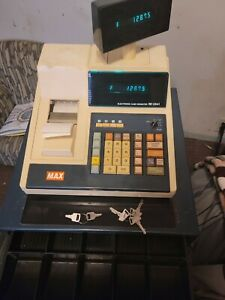 Max Electronic Cash Register Re 2541