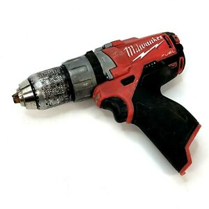 Milwaukee 2404 20 M12 Fuel 12v 1 2 Hammer Drill driver tool Only