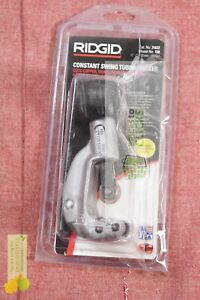 Ridgid 1 8 In To 1 1 8 In Model 150 Constant Swing Tubing Cutter