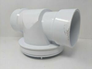Oatey 4 Pvc Backwater Valve Check Valve For Dmw Pipe 43904