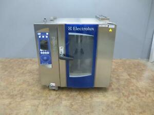 Electrolux Air o speed High Speed Steam Combi Oven 101 Alto Cleveland Rational