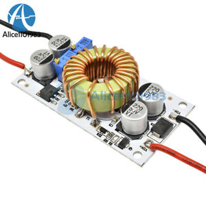 1 10pcs Dc Boost Converter Constant Current Power Apply 10a 250w Led Driver