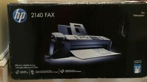 Hp 2140 Professional Quality Plain paper Fax And Copier Brand New