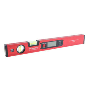 Digital Spirit Level Protractor Inclinometer Angle Finder Gauge Easy To Use