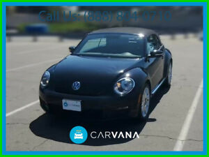 2014 Volkswagen Beetle Classic 2 5l Convertible 2d Anti Theft System Keyless Entry Cruise Control Bluetooth Wireless Electronic