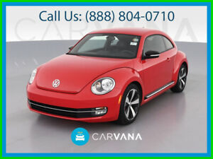 2012 Volkswagen Beetle Classic 2 0t Turbo Hatchback 2d Power Windows Keyless Entry Sirius Satellite Am Fm Stereo Air Conditioning Dual