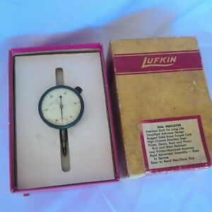 Vtg 1 1000 Dial Indicator Made In United Stated Of America Woks Great Federal