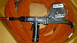 Mk Prince Xl Spool Gun 25 Ft With 24v Weld Control Miller Spoolmatic 30a Rival