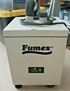 Fumex Gs1 100 Laser Engraving Fume Extractor 2x 2 Inlet No Filter 19120135