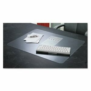 Artistic Krystalview Desk Pad With Microban 24 X 19 Matte Clear aop60440ms