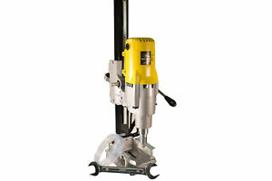 Steel Dragon Tools 8 185 Wet Dry Core Drill Rig And Stand For Diamond Concrete