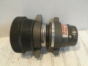 Akron Master Turbojet 2 1 2 Automatic Monitor Or Pipe Nozzle 350 1000 Gpm