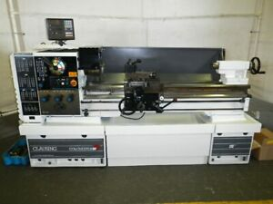 15 X 50 Clausing colchester Model 15 Engine Lathe Tooling Included 15 2500