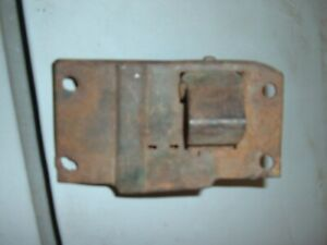 Ford Model A Right Side Door Latch Part