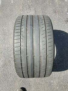 305 30 Zr19 Continental Extremecontact 1 Used Tire