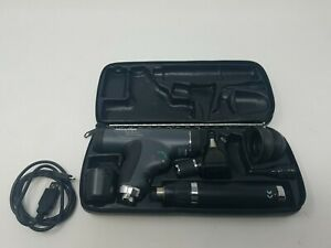 Welch Allyn 97800 Diagnostic Panoptic Set 25020 Otoscope Ophthalmoscope