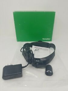 Welch Allyn 46070r Green Series Portable Headlight With Rigid Band Charger