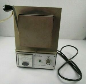 Sybron Thermolyne Furnace Type F1400 Lab Benchtop 120 Volts 12 5 Amps 1500 Watts