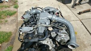 3 8 Supercharged Ford Engine