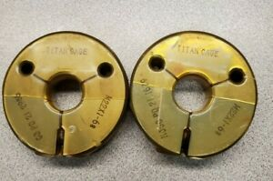 Female Thread Gages ring Gages