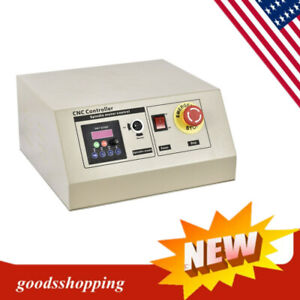 Controller Box For 800w Vfd 4 Axis 3040 Cnc Usb Router Engraver Drill Machine