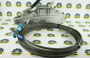 Westward T 35 Cable Tirfor Grip Hoist Winch T35 5 Ton With 50ft Cable Tractel