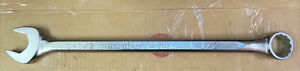 Wright Tools Usa Made D451352 1 1 2 Inch Combination Wrench 12 Point