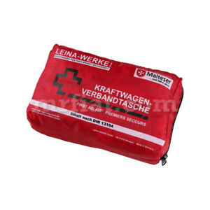 Volvo 140 240 260 Amazon P1800 P210 P445 Pv444 Pv544 Red First Aid Bag New
