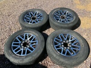 F250350 20 Oem Wheels And Tires Lt27565r20