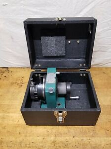 Harig Grind All No 1 Spin Fixture V Block Center Height 3 000 With Case