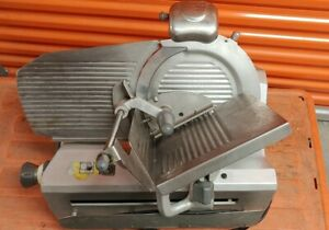 German Knife Gs 12a Automatic Food Slicer