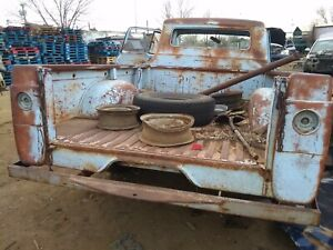 57 58 59 60 Ford Pickup Truck Parts