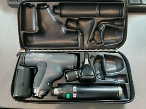 Welch Allyn Panoptic Ophthalmoscope Otoscope 97800 msl With 120v Wall Charger