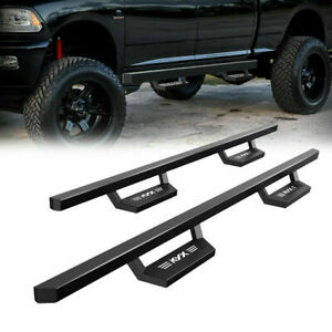Kyx Running Boards For 2007 2020 Toyota Tundra Crew Max Nerf Bar Side Step