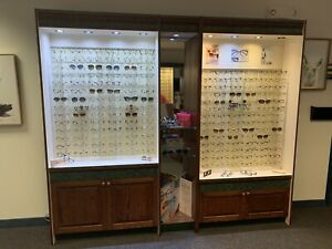 Eyedesigns Frame Displays And Dispensing Tables