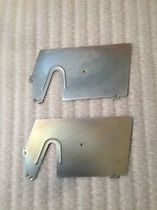 Steelcase Metal Dividers Set Of 2 Pieces For Lateral File Cabinets 30 36 42