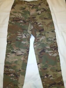 Multicam OCP Army Combat Pants Flame Resistant Small ShortNWT Insect repellent $45.00