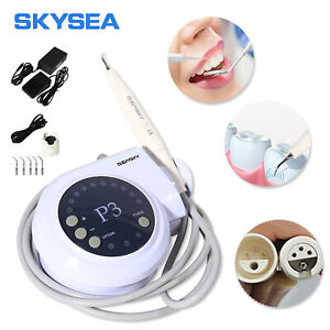 Dental Ultrasonic Piezo Scaler Supersonic Cleaning Handpiece Tip Fit Dte Satelec