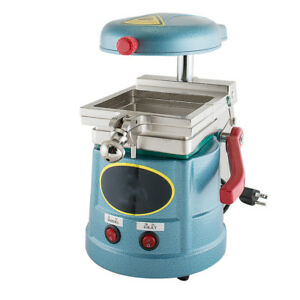 Dental Vacuum Forming Molding Machine Former Heat Thermoforming Powerful Suction