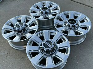 20 Ford F250 Platinum Superduty Oem Factory Stock Wheels Rims 2021 Limited F350