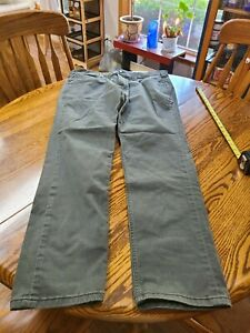 5.11 Tactical OD Green Jeans Size 36 32 $15.49