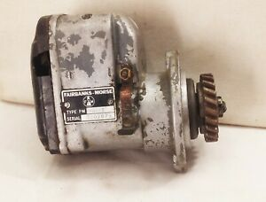 Vtg Fairbanks Morse Xd1b7 Type Fm Magneto Tractor Wisconsin Engine As Is