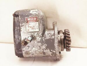 Vtg Wico Model X Y 111 Magneto Tractor Engine As Is