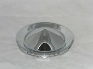 Weld Racing Wheel Rim Front Dually Snap In Chrome Center Cap 614 4940
