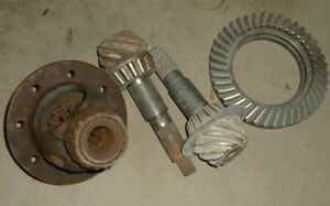 Jeep 1947 1950s Dana 30 27 373 Ring Pinion Amp Gear Carrier Oem