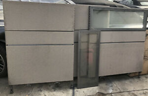 Lot Ot 5 Svok Panels Wall Room Dividers Workstation Cubicles Local Pick Up Only